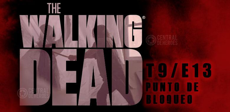 The walking dead temporada 9, episodio 13