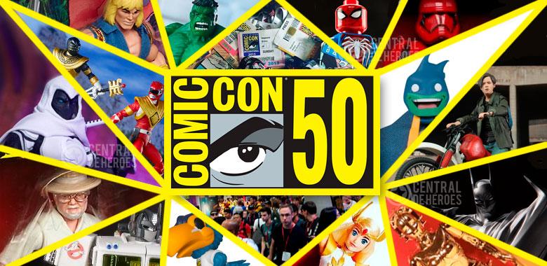 Todo sobre San Diego Comic con 2019, coleccionables, eventos y más