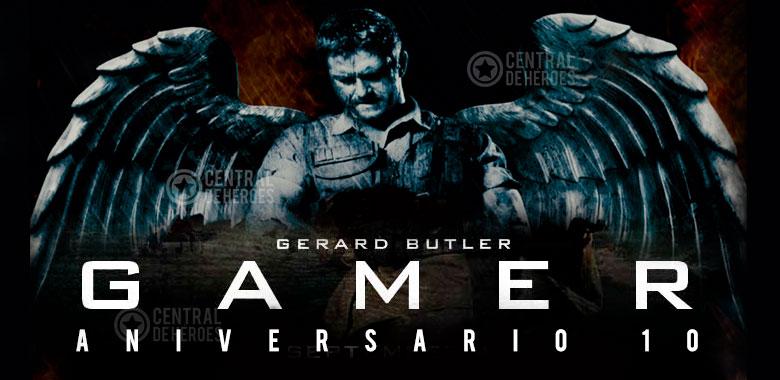 gamer movie, aniversario 10
