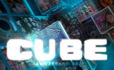 The cube, el cubo, aniversario 22