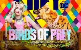 la pelicula de birds of prey, Harley quinn primer trailer