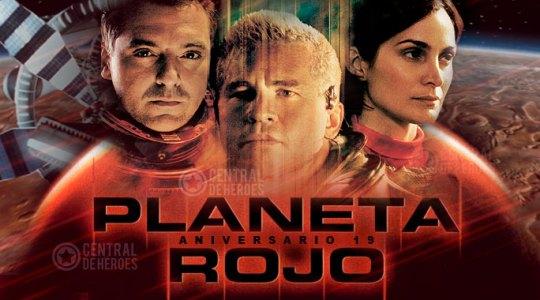 viaje al planeta rojo
