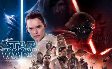 El ascenso de Skywalker analisis del filme