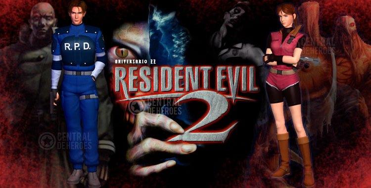 lo mejor de resident evil 2