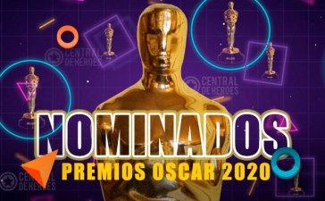 nominados de los premios oscar 2020