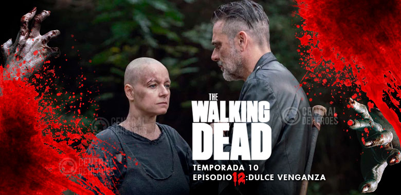 the walking dead temporada 10x12