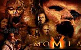 la momia, the mummy aniversario