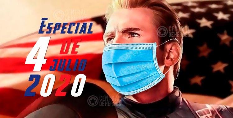 4 de julio en pandemia 2020 especial