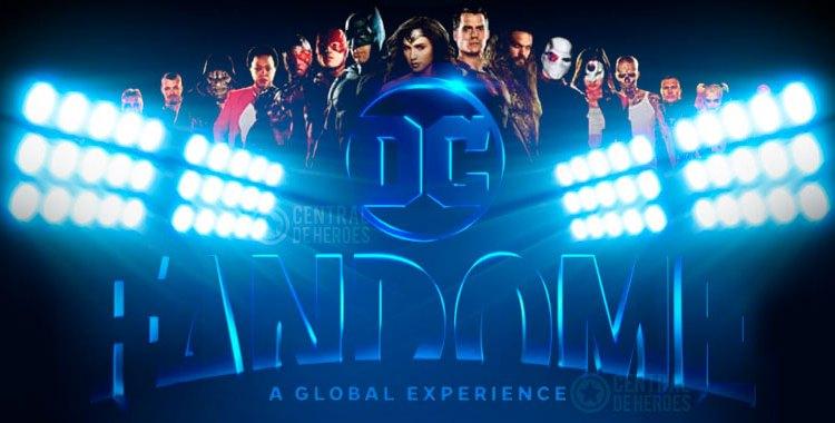 dc fandome evento virtual