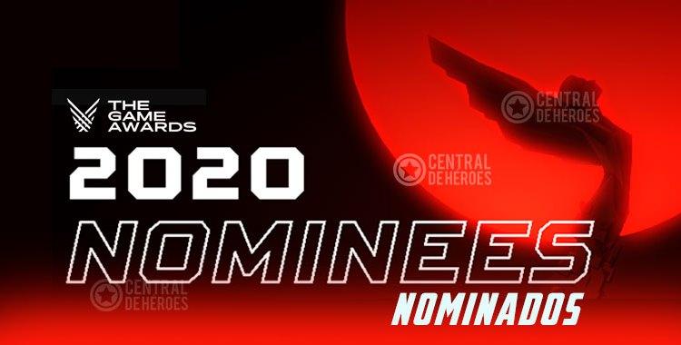 game awards 2020 nominados