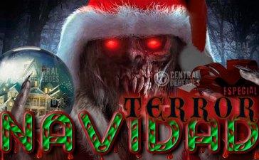 terror en la navidad