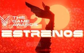game awards 2020 estrenos