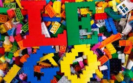 el día de LEGO