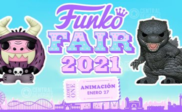 feria funko 2020 animación