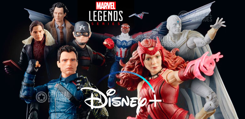 marvel legends disney plus