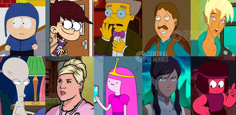 lgbt cartoons