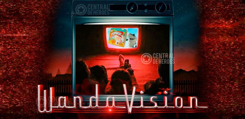 los comerciales de Wandavision