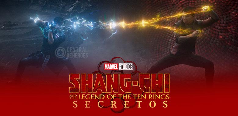 Shang-chi secretos