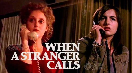 cuando un extraño llama