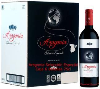 Aragonia Selección Especial Garnacha caja