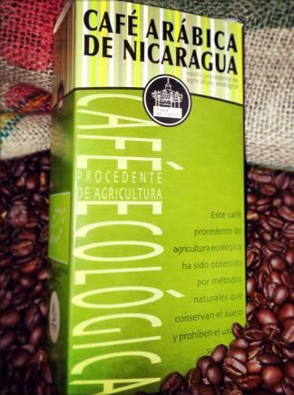 Café ecológico gourmet Arabica de Nicaragua, tueste natural molido al vacío, 250gr