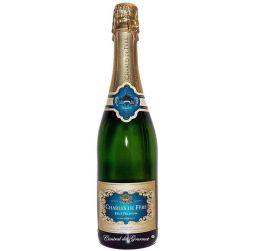 Charles de Fere Brut Premium Blanc de Blancs Frances, botella 75cl