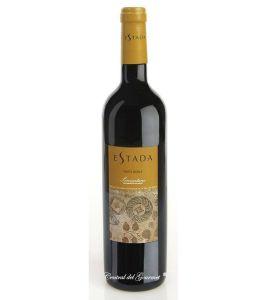 Estada Roble 2013 vino tinto D.O. Somontano, botella 75cl
