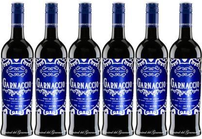 Garnaccio vino de licor de Garnacha Gourmet caja