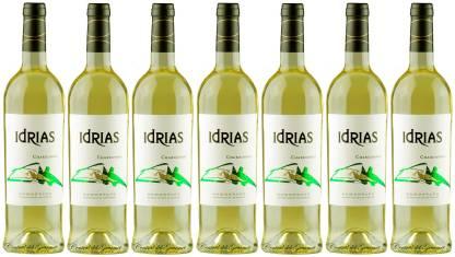 Vino ecológico Idrias Chardonnay 2016 Caja