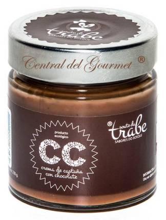 Crema Ecológica Gourmet de Castaña y Chocolate