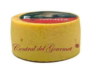 V de Navarra Queso entero leche cruda Oveja Natural 3kg