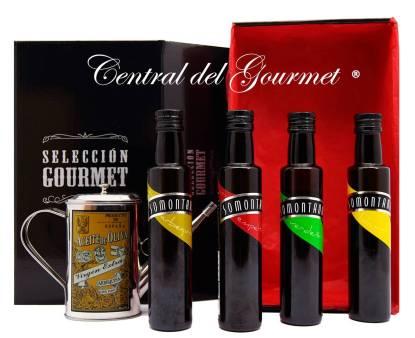Regalo Aceites del Somontano Gourmet Monovarietales