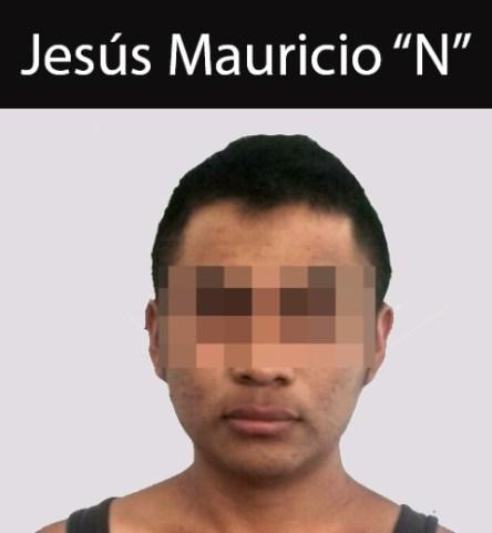 7. Jesús Mauricio
