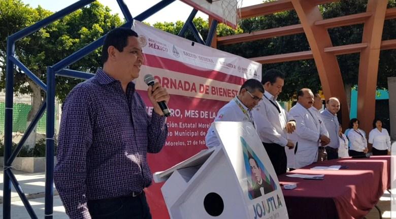 SAN PEDRO DE TEHUIXTLA YA CUENTA CON LA PAVIMENTACIÓN DE LA CALLE PRINCIPAL 03