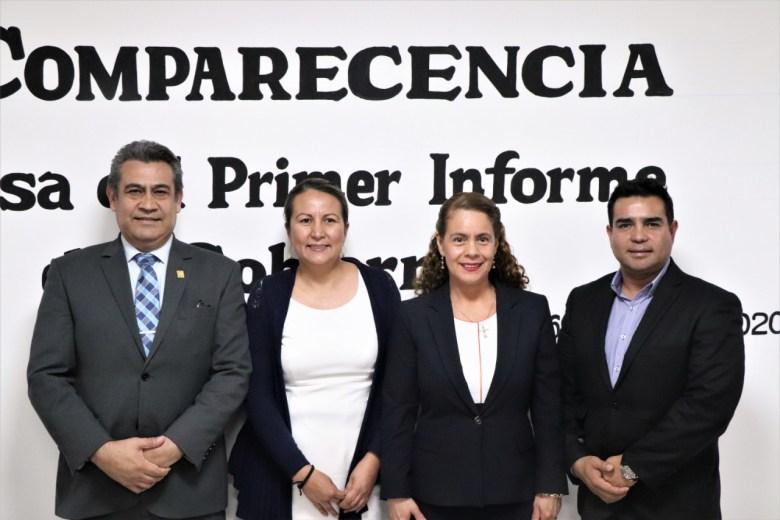 HACEN DIPUTADOS EXTRAÑAMIENTO AL SECRETARIO DE LA CONTRALORÍA POR INEXPERTO -.05jpeg