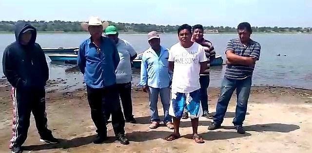 Pescadores del sur de Morelos