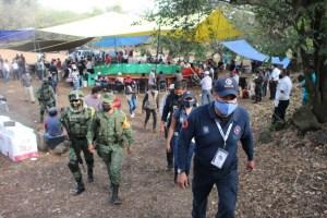 Operativo Anti Covid en Zonas Arqueológicas de Morelos