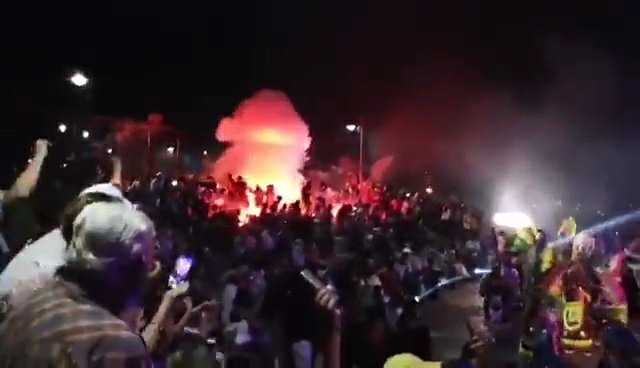 Explosión de pirotecnia en Temixco