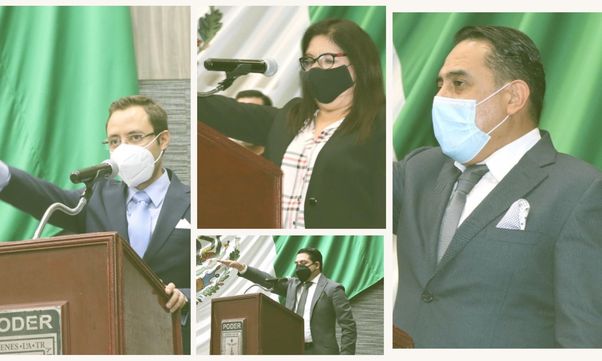 Nuevos Magistrados en Morelos