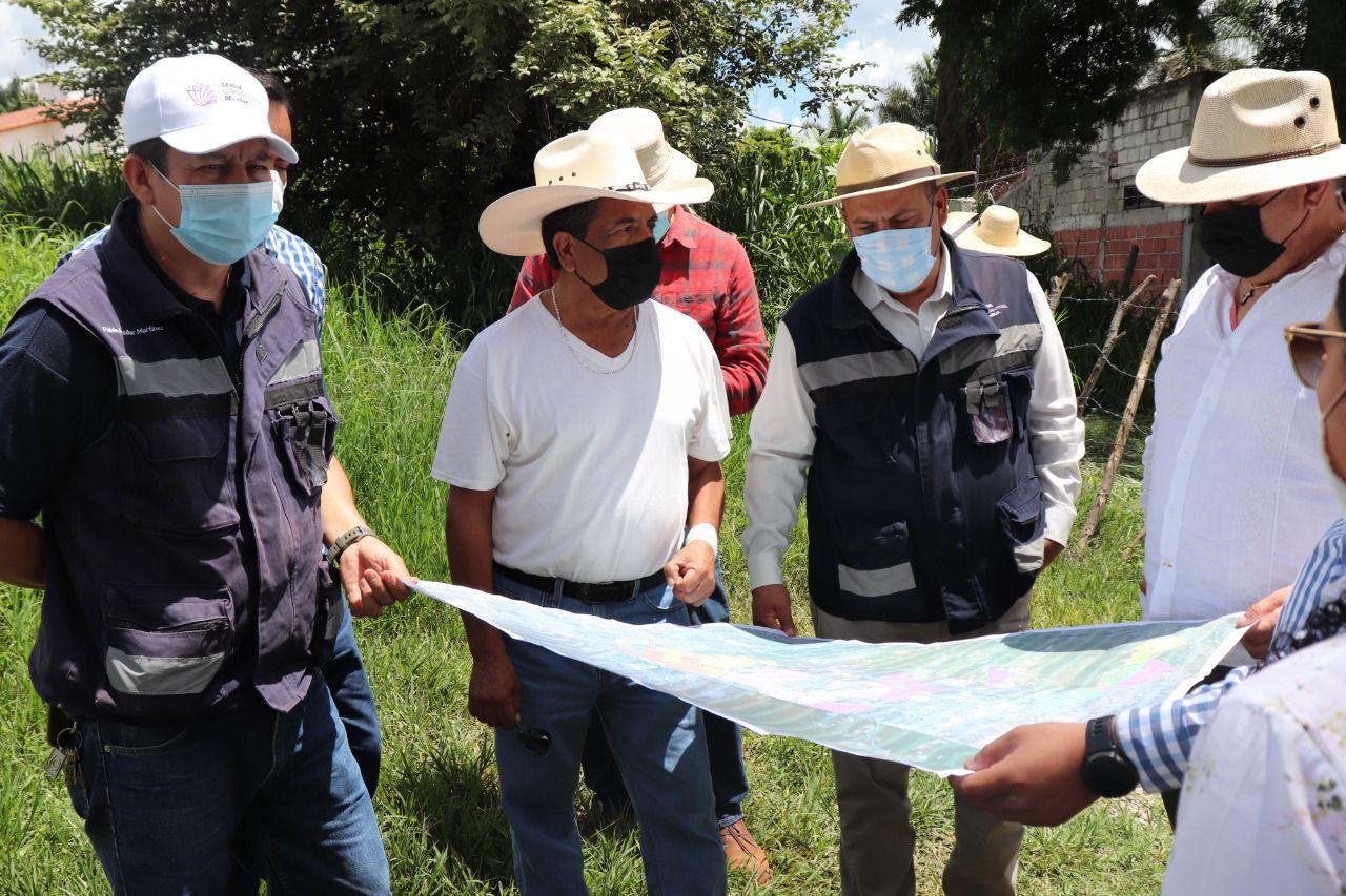 Apoya Ceagua a productores de caña y maíz de Yautepec