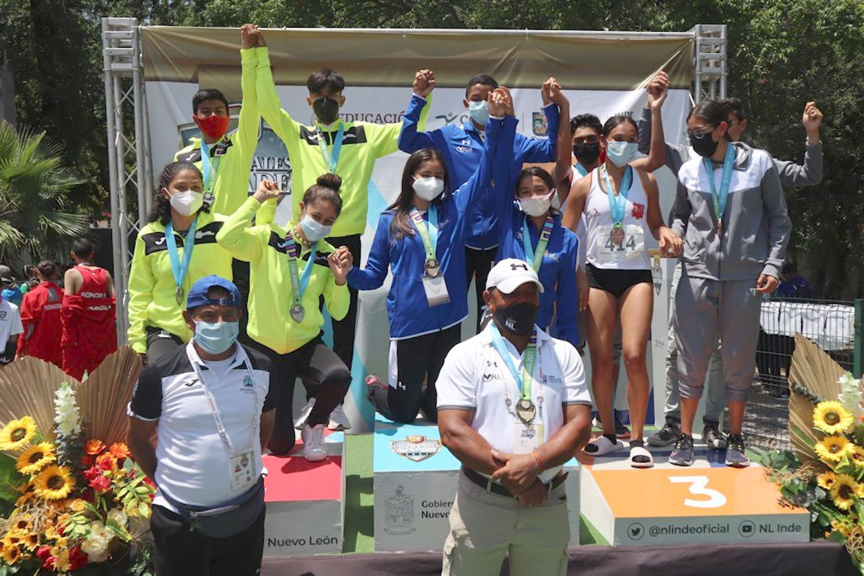 Consigue Morelos la medalla número 25 en los Juegos Nacionales Conade 2021