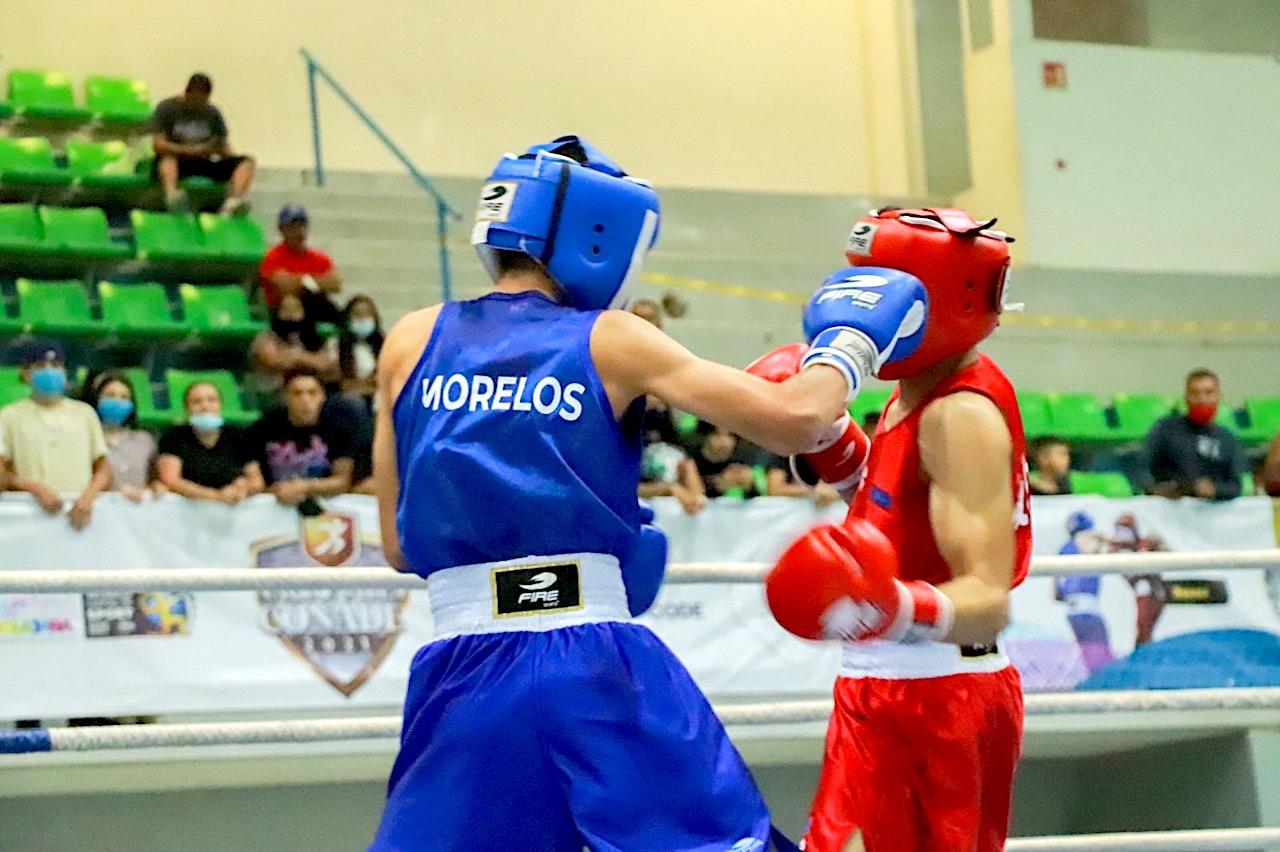 Box Juegos Nacionales Conade 2021