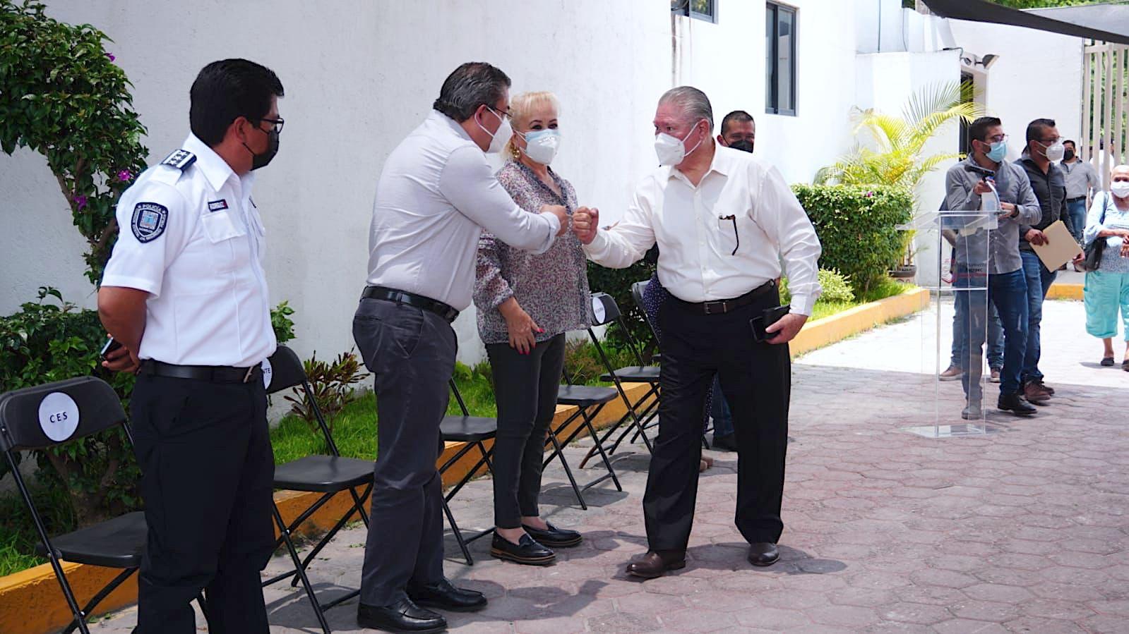 Asume Jaime Mateos Seguridad Pública de Jiutepec