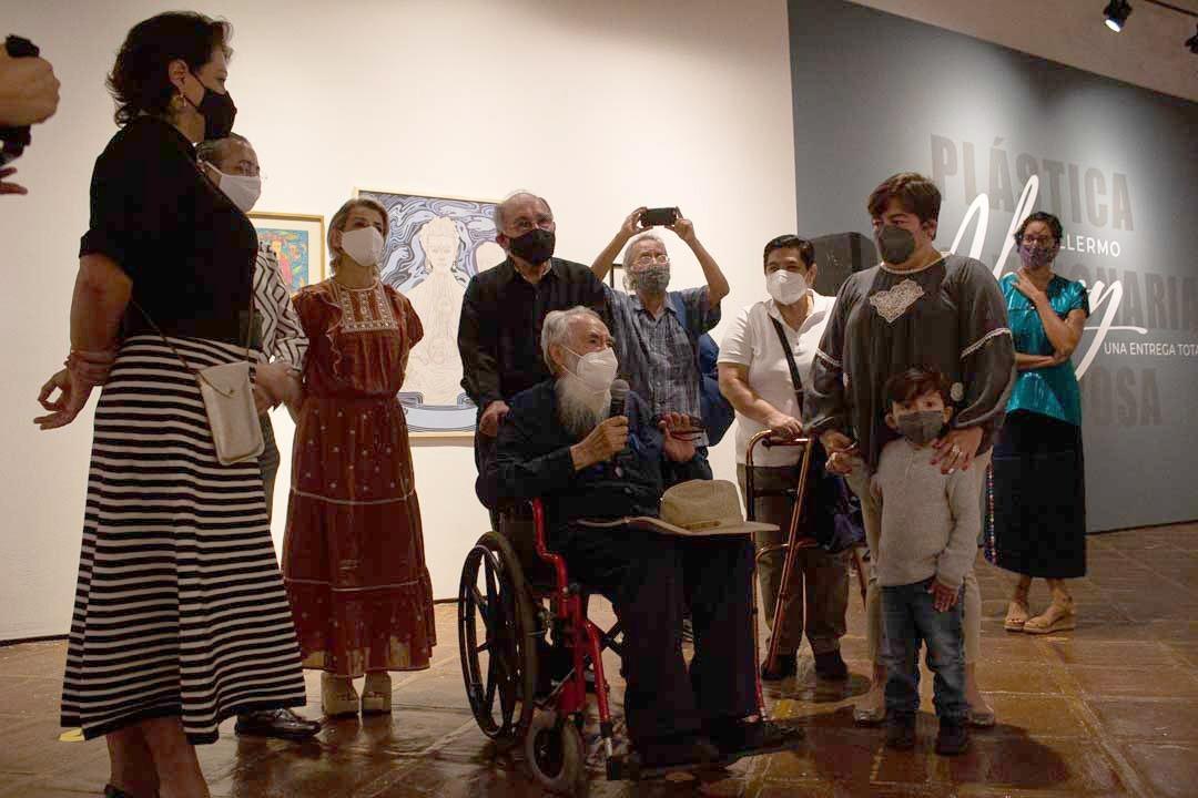 Rinden homenaje a Guillermo Monroy en El Borda