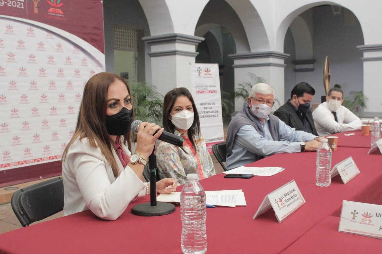 """Firman """"Pacto por la Educación"""" Gobierno de Cuernavaca y escuelas particulares"""