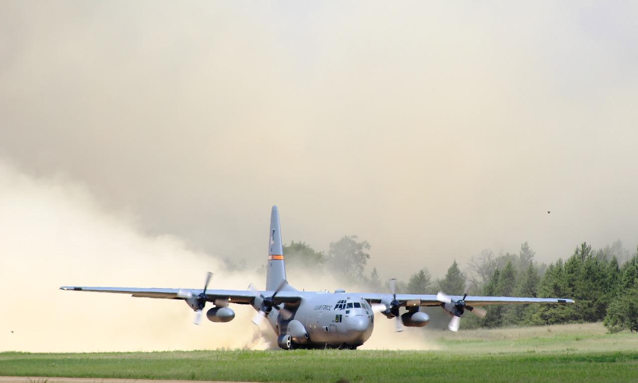 Avión c-130