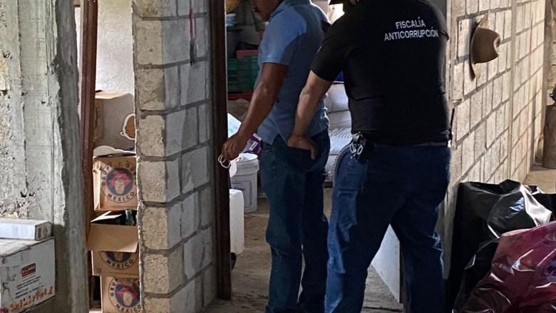 Tesorero de Tlalnepantla detenido por robo