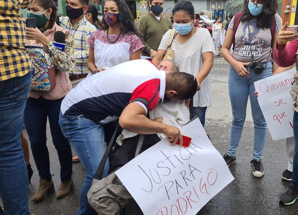 Justicia para Rodrigo Morales