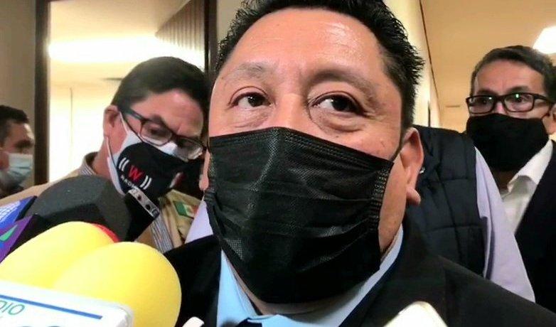 Uriel Carmona Gándara Fiscal General de Morelos tras ser desaforado