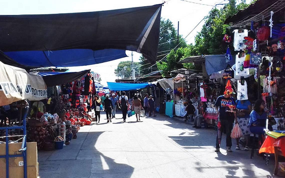 Autorizan en Jojutla instalación de comerciantes, pero con medidas de seguridad sanitaria